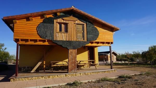 Alojamiento rural Valladolid. Casa rural.